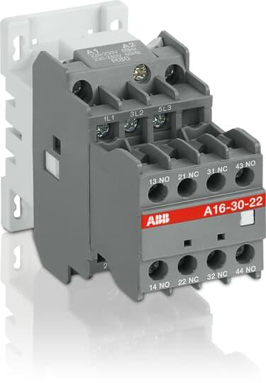 ABB A12-30-22-80 Schütz 220-230V 50Hz / 230-240V 60Hz 1SBL161001R8022