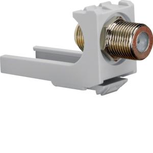 Hager KOAX Modul (E-Dat),universal,F/F-Buchse VZ315FF