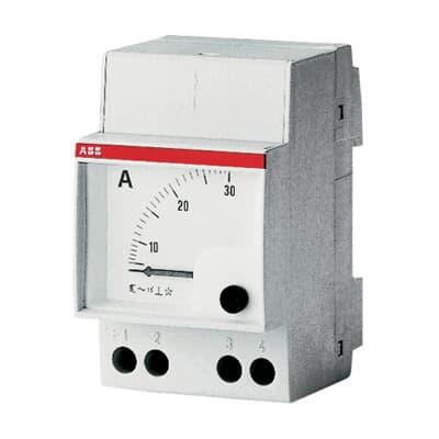 ABB AMT1-30 Amperemeter analog Direktmessung,30A,Wechselstrom 2CSM310080R1001
