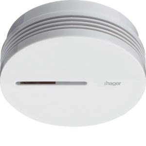 Hager Rauchwarnmelder Standard Q,3V,weiß TG600AL