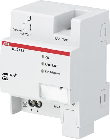 ABB AC/S1.1.1 Application Controller, Basic, REG 2CDG110205R0011