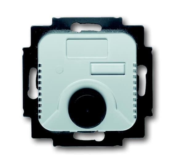 Busch-Jaeger 1095 U | El. Raumtemperaturregler UP Schiebeschalter