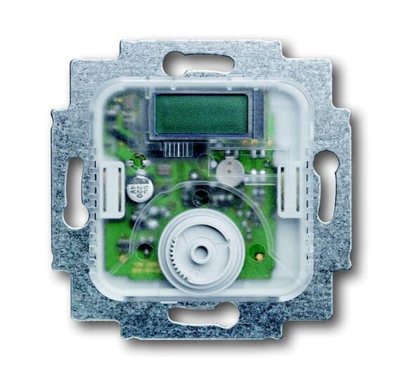 Busch-Jaeger 1097 UTA | El. Raumtemperaturregler UP Wechsler, Istwert-Anzeige