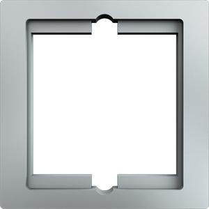 Bachmann Adapterrahmen 50x50 weiss  917.168