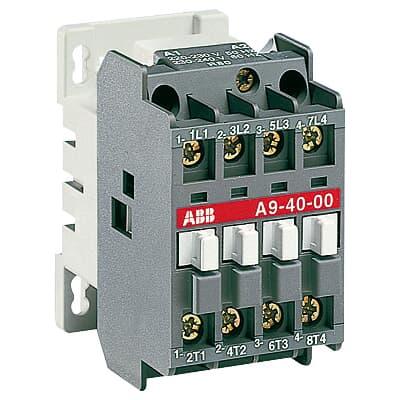ABB A16-04-00 Schütz 230-240V 50Hz / 240-260V 60Hz 1SBL181101R8800