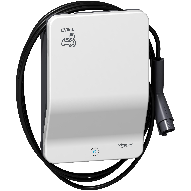 Schneider Electric EVlink Wallbox G3 3,7kW-1ph T1-Kabel EVH2S3P0AK