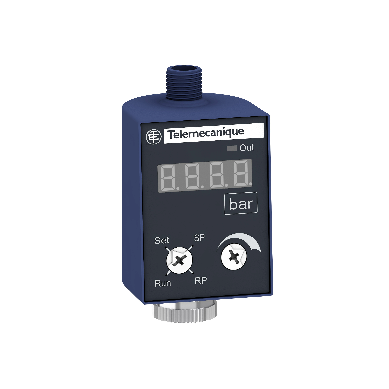 Schneider Anzeige+Schalter ZMLP, 24 VDC, 4-20mA, NPN, Hysterese, M12 ZMLPA1N2SH