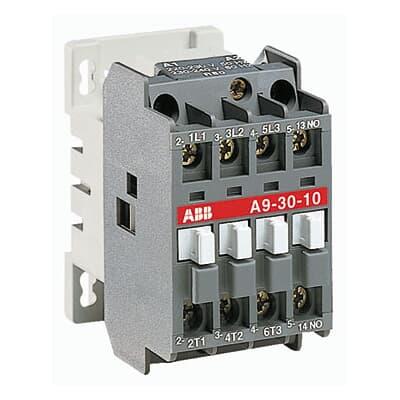 ABB A12-30-10-84 Schütz 110V 50Hz / 110-120 60Hz 1SBL161001R8410