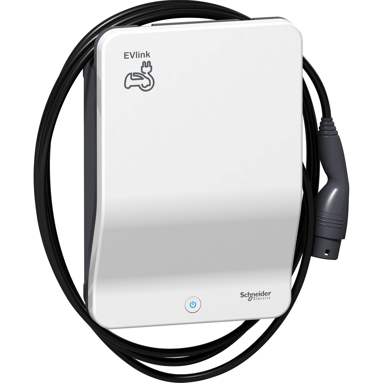 Schneider Electric EVlink Wallbox G3 3,7kW-1ph T2-Kabel EVH2S3P0CK