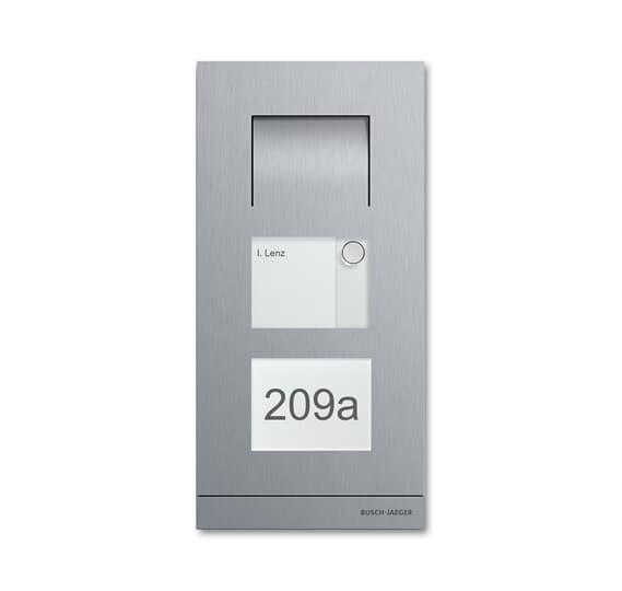 Busch Jäger Außenstation Audio 1-fach Infomodul  2CKA008300A0500