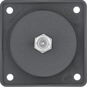 Berker Antennen Verbinderdose SAT ITG Eins anth 945192505