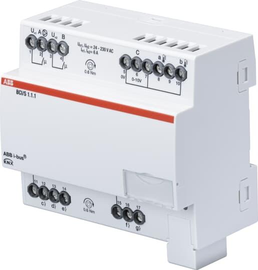 ABB BCI/S1.1.1 Wärme-/Kälteerzeuger Interface, 1fach, REG 2CDG110222R0011